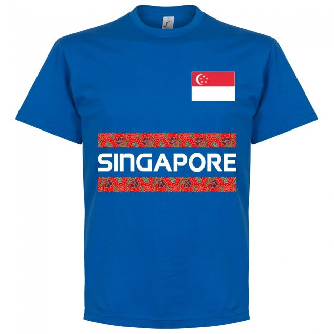 Singapore Team T-Shirt - Royal