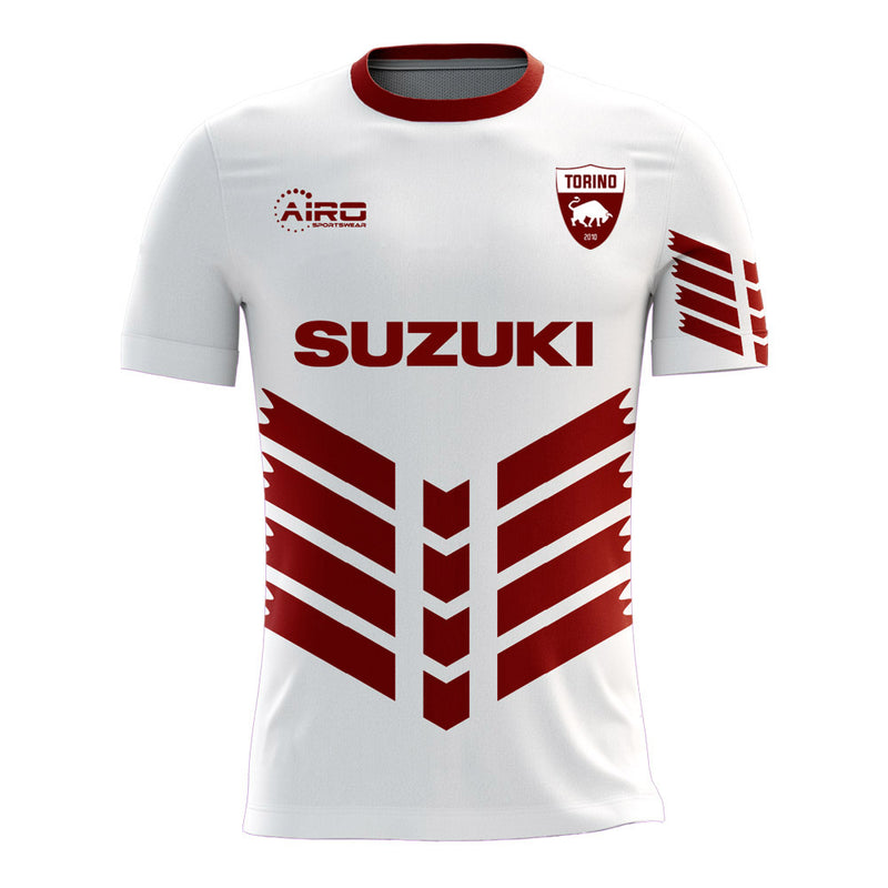 Torino 2020-2021 Away Concept Football Kit (Airo) - Terrace Gear