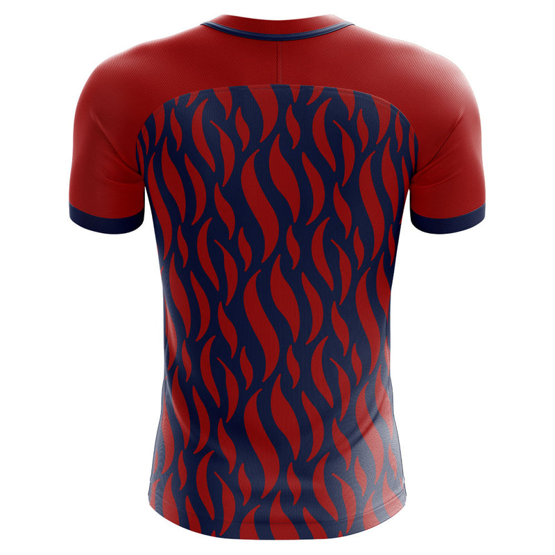 Veracruz FC 2020-2021 Home Concept Football Kit - Terrace Gear