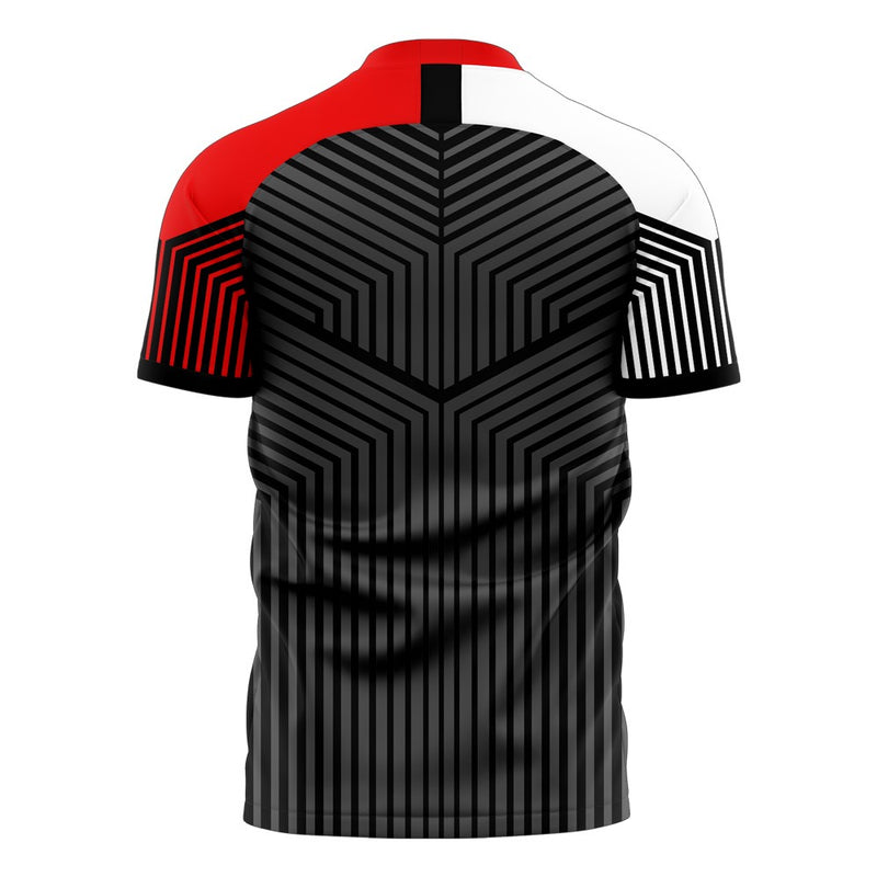 Yemen 2020-2021 Home Concept Football Kit (Libero) - Terrace Gear