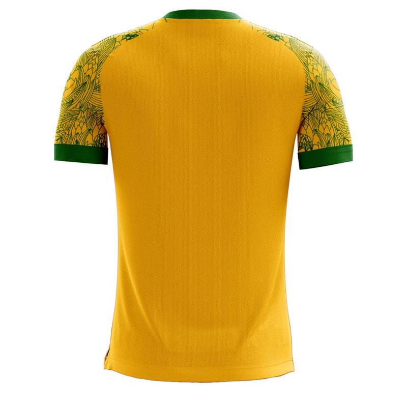 South Africa 2020-2021 Home Concept Football Kit (Airo) - Terrace Gear