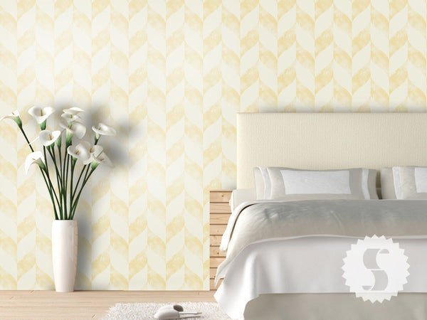 Another Great Reason For Using Removable Wallpaper Is That You Dont Have To Live With Your Choice Very Long If Feel Like Changing The Mood Or