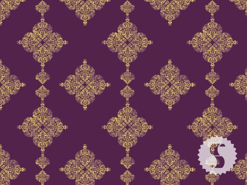 Wallpaper temporary removable wallpaper moroccan detailed