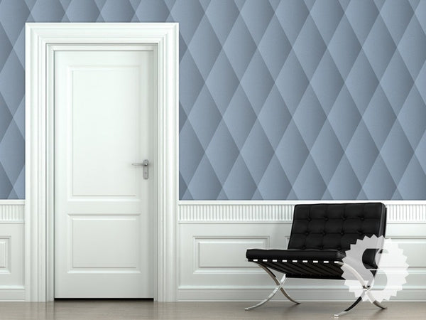 Quilted Removable U0026 Temporary Wallpaper