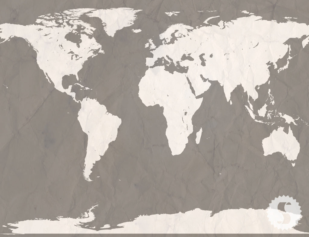 Swag paper exclusive world atlas map putty gumiabroncs Choice Image