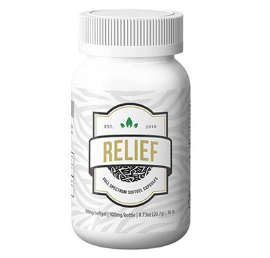 Relief Capsules- 30mg