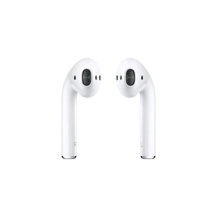 White Wireless EarPods