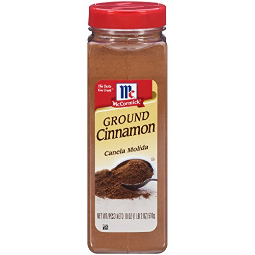 McCormick Ground Cinnamon, 18 oz, Sweet Spice