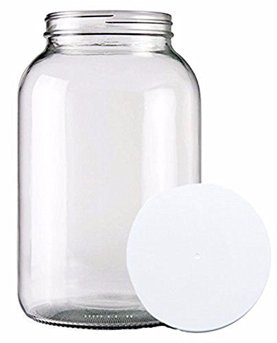 1-gallon USDA Fermentation Glass Jar