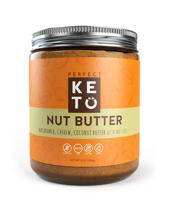 Perfect Keto Nut Butter