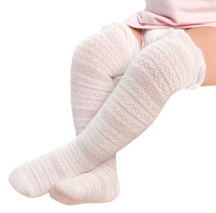 Leg warmer tube socks