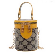 Mini shoulder bag- yellow