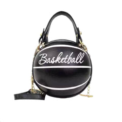 Mini balling bag - black