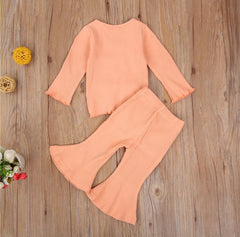 Peach chill set