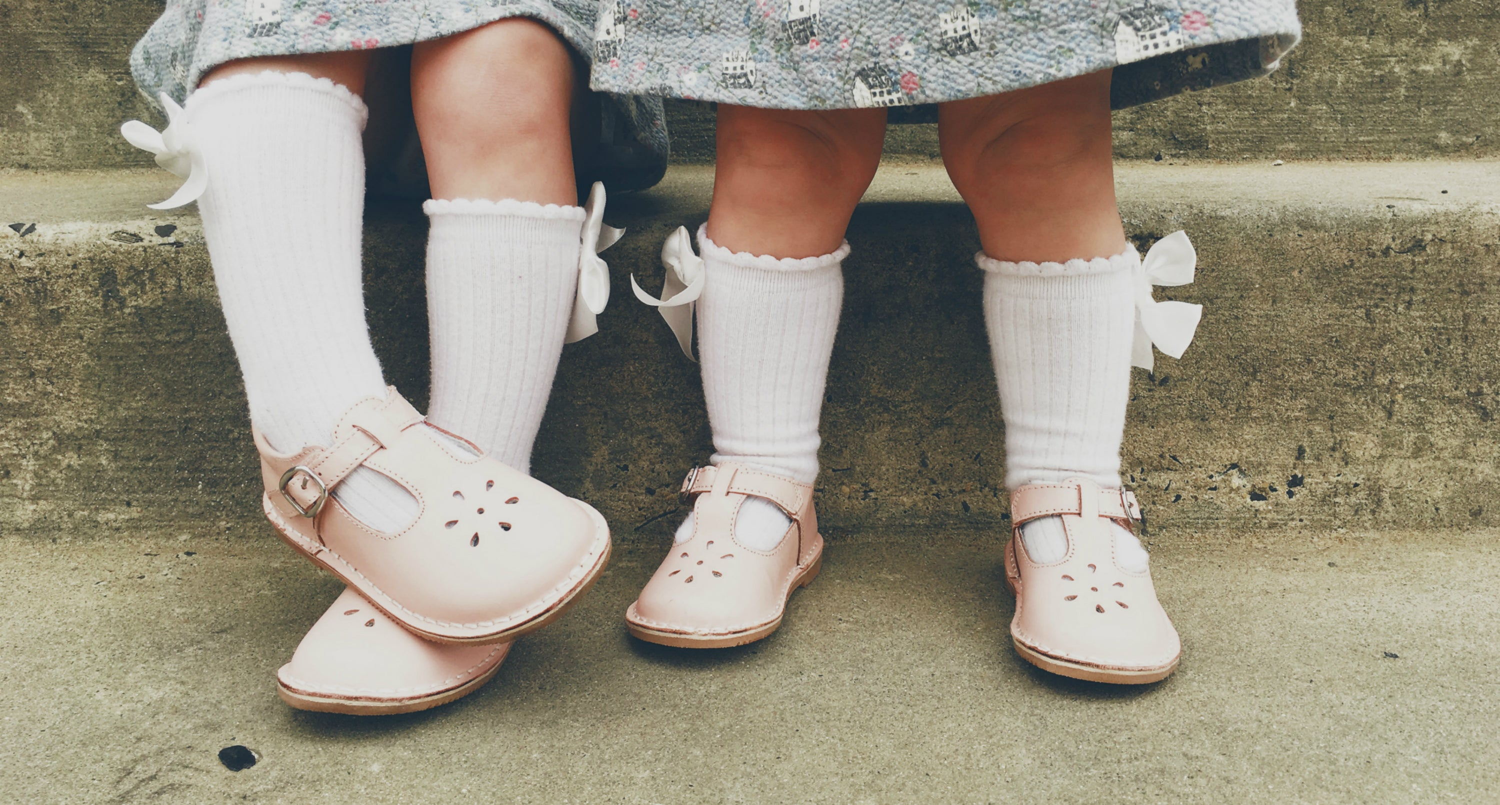 Girls Classic Easter Shoes