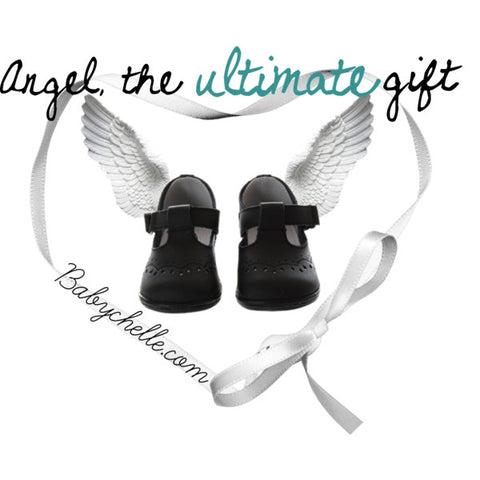 Angel Baby Shoes for Boys and Girls at Babychelle.com