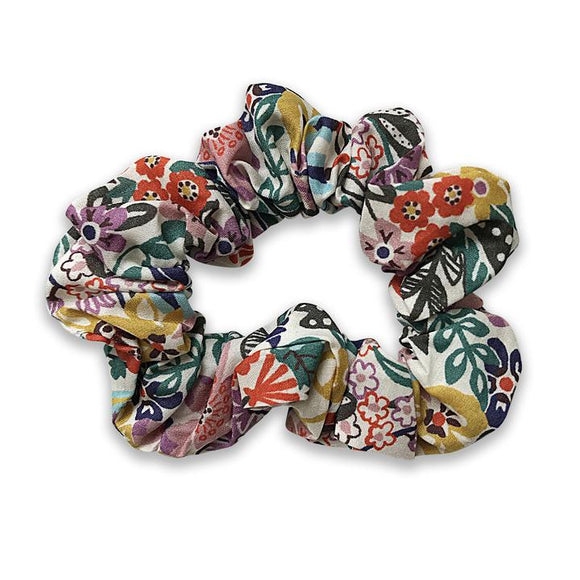 Alicia Liberty of London Floral Hair Scrunchie - Babychelle