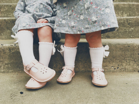 Girls Easter Mary Jane Shoes