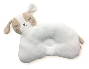 Babymio 100% Organic Cotton Puppy Pillow - Babychelle.com