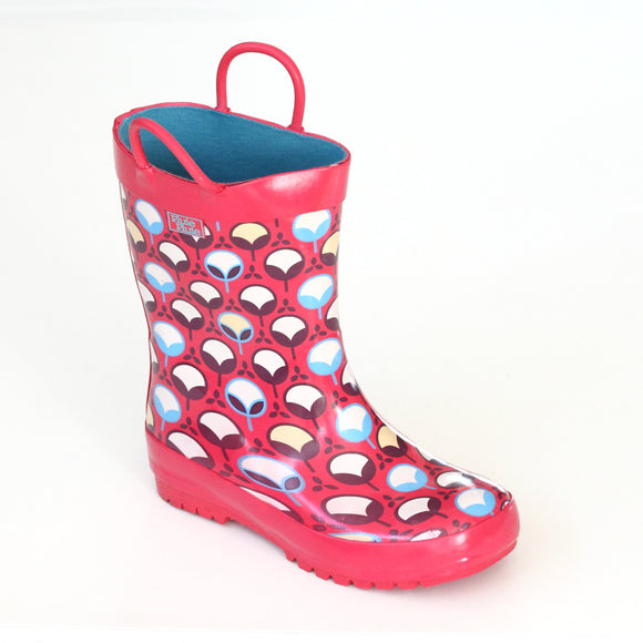 Pluie Pluie Girls RB - LD Lollipop Drop Rain Boots