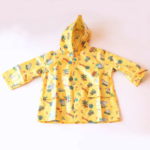 Pluie Pluie Boys RC - Safari Rain Coat