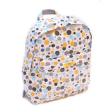 Pluie Pluie Girls Three Tone Dot Backpack
