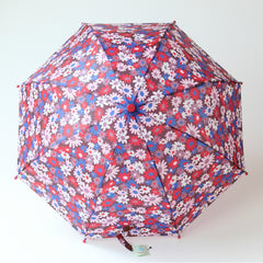 Pluie Pluie Girls RU - BF Brown Flower Umbrella