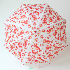 Pluie Pluie Girls RU - RF Red Flower Umbrella