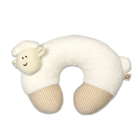 Babymio 100% Organic Baby Sheep Neck Cushion