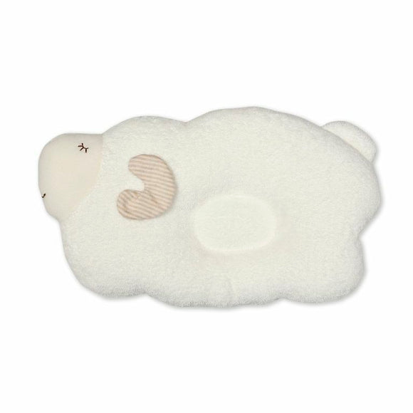 Babymio 100% Organic Cotton Sheep Pillow