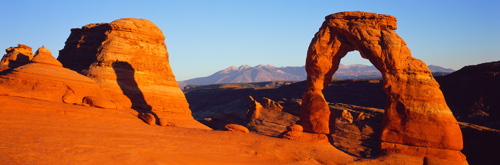 Delicate Arch, Arches National Park Mural
