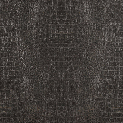 Crocodile Skin - Umber Wallpaper