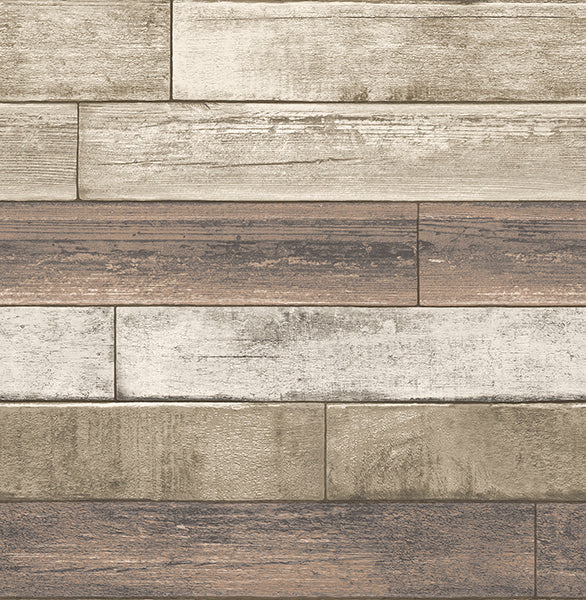 Weathered Plank Rust Wood Texture Wallpaper Wallpaper