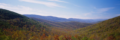 Appalachian Mountains, Shenandoah National Park Mural