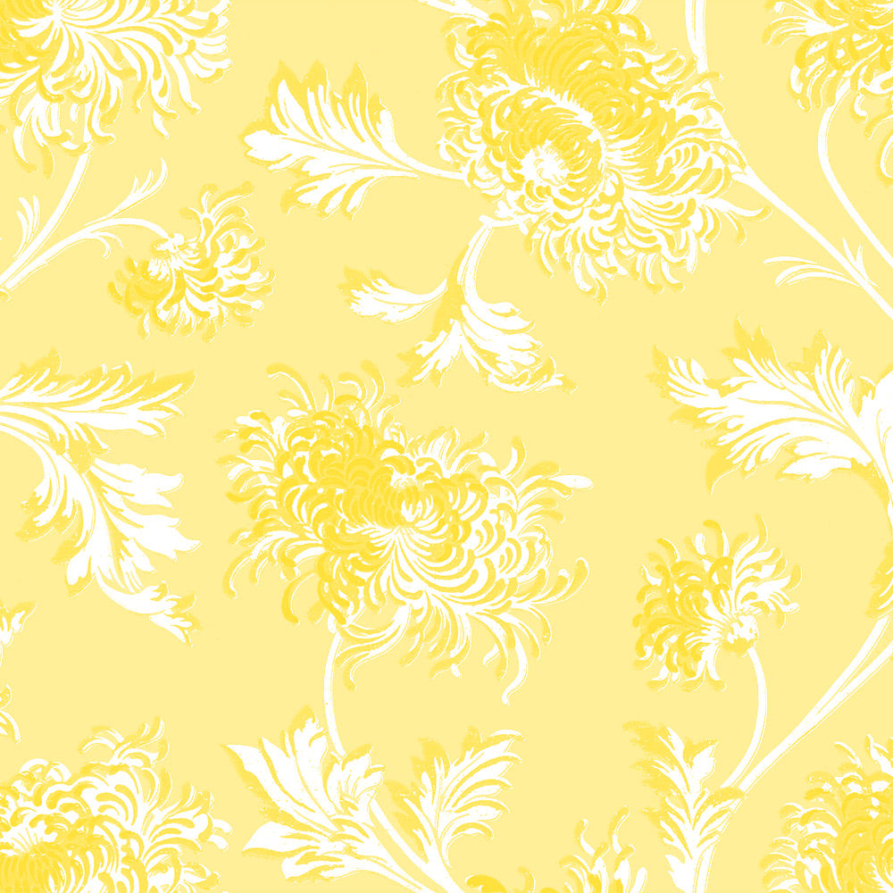 Chrysanthemum - Goldenrod Wallpaper