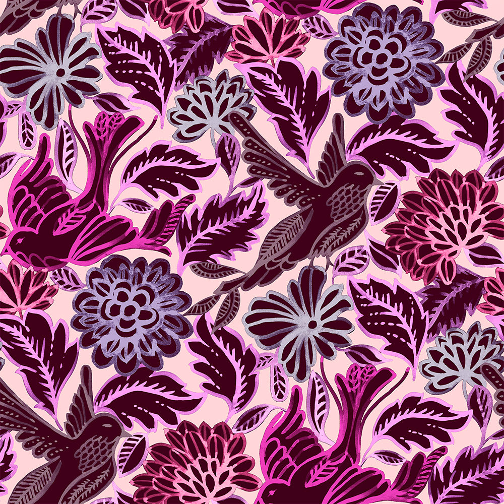 Birdsong - Hymn Wallpaper