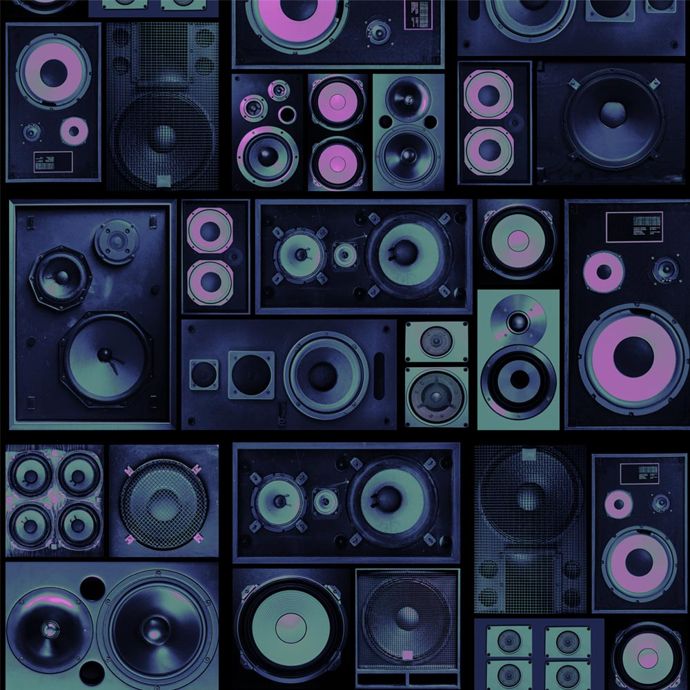 Wall of Sound - Harmony Wallpaper