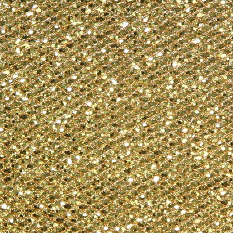 Small Sequins - Gold Wallpaper