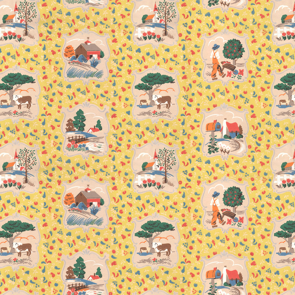 Farmhouse Wallpaper