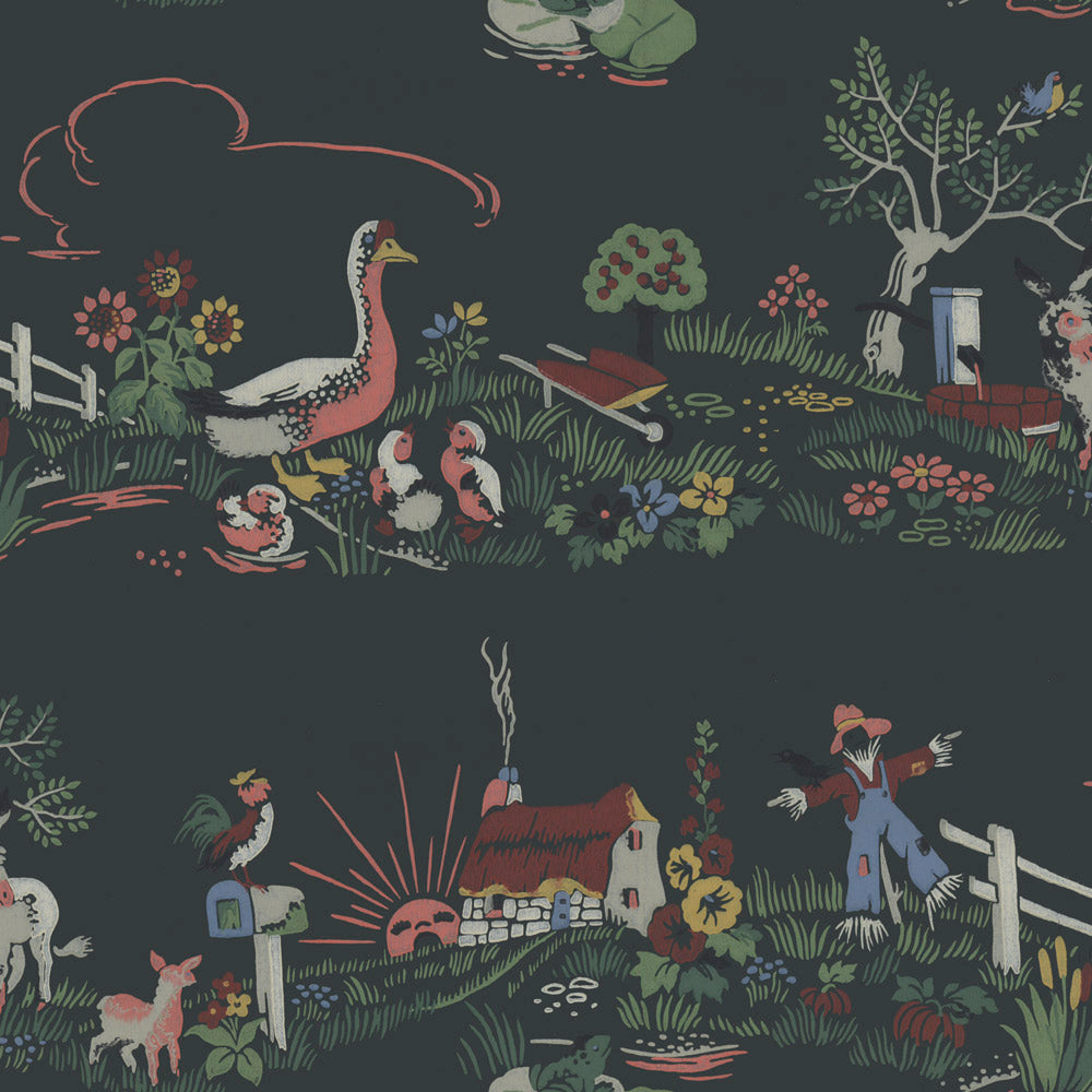 Farm Life Wallpaper