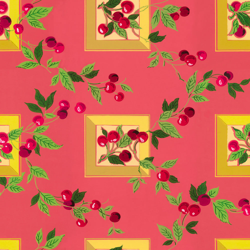 Cherry Picking Wallpaper