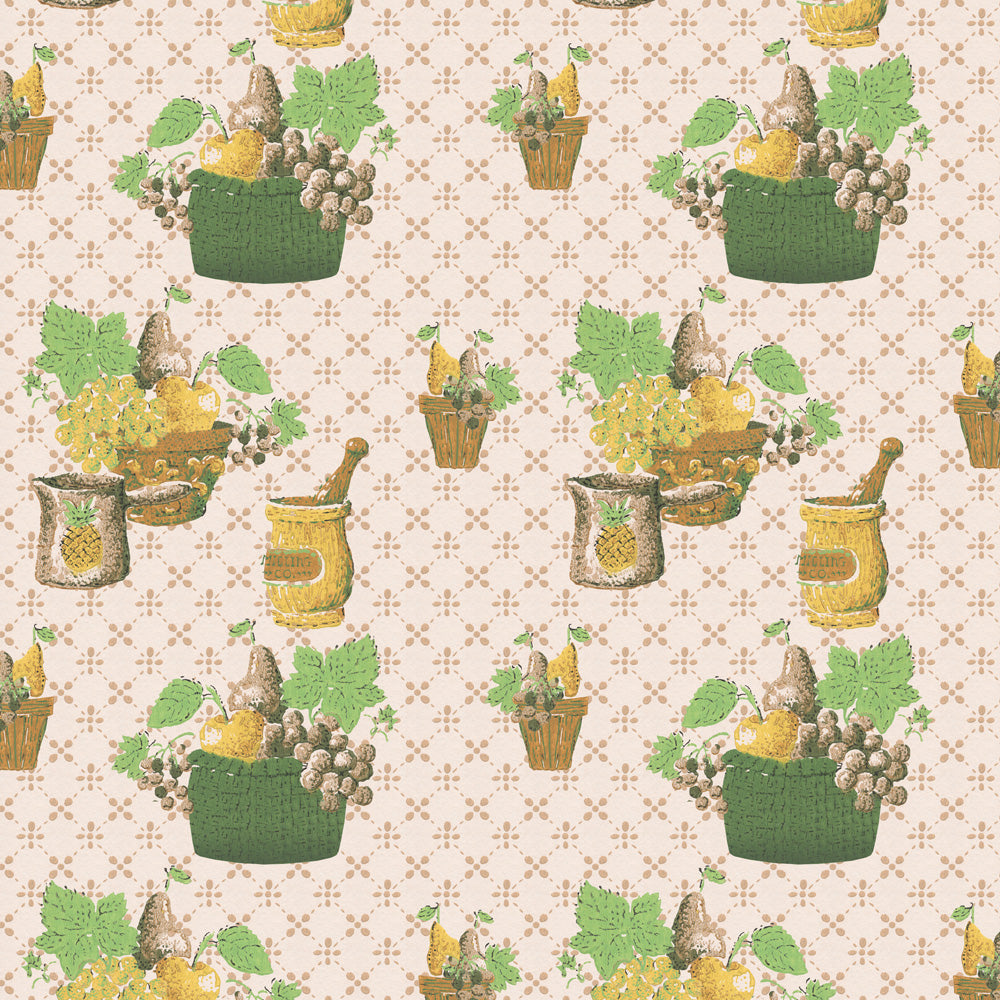 Market Basket Wallpaper