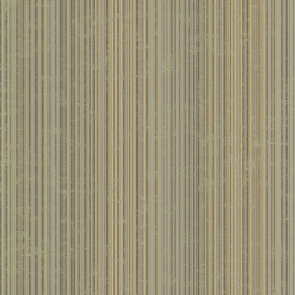 Dylan Taupe Candy Stripe Wallpaper Wallpaper