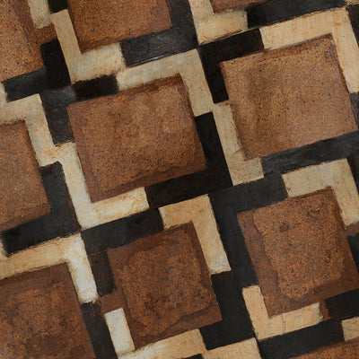 Mosaic - Terracotta Wallpaper