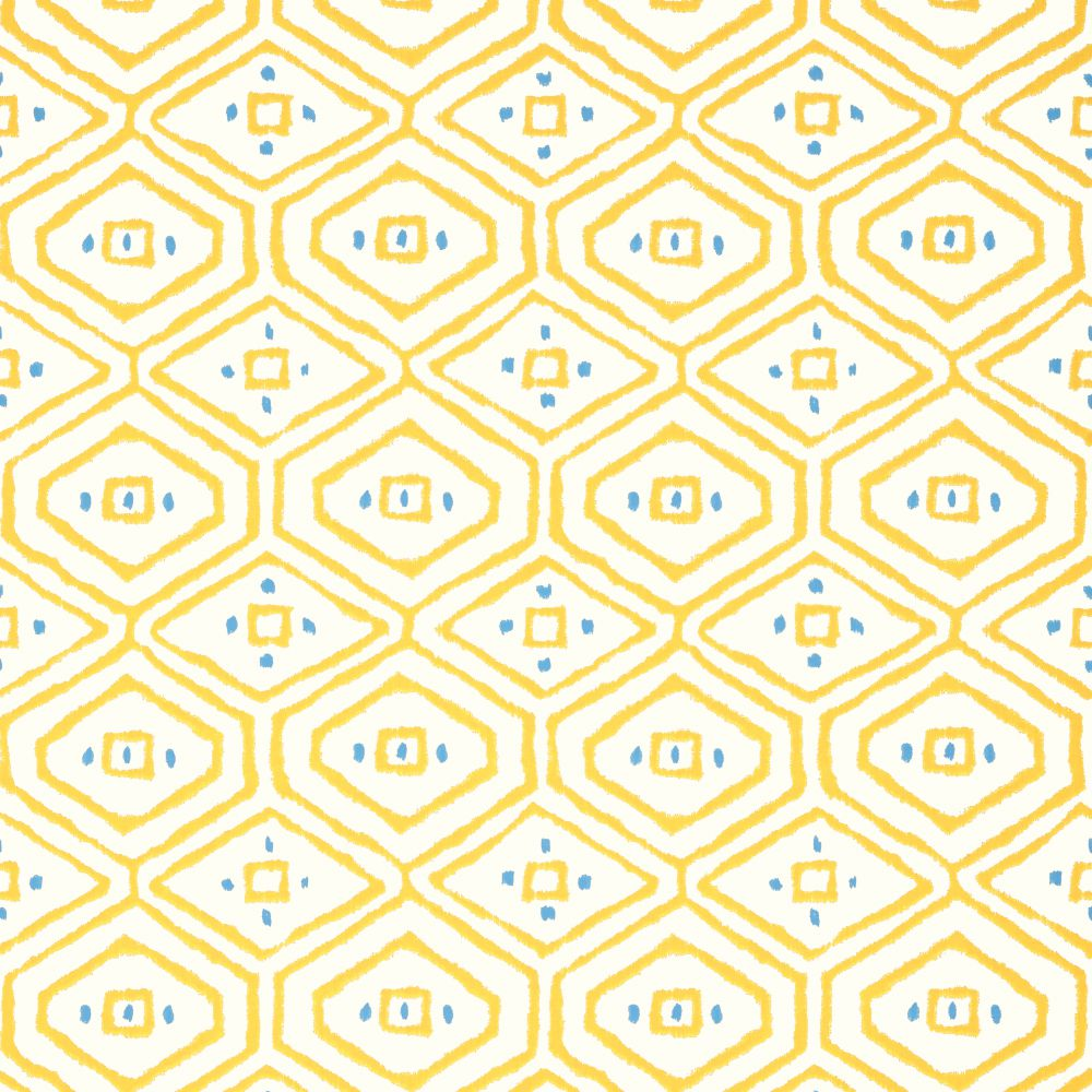 Pass-a-Grille - Yellow Wallpaper
