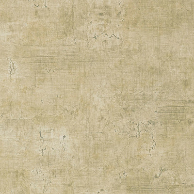 Carro - Metallic on Cream Wallpaper