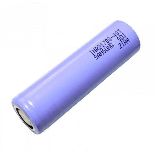 Samsung - Authentic 40T 21700 Battery 4000mAh 25A