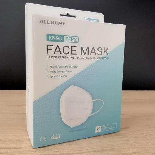 Accessory - Face Mask - Alchemy KN95(N95) - 10 Pcs/Box