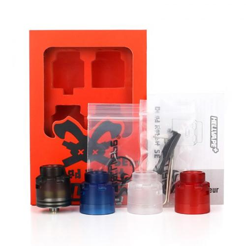 Atomizer - Hellvape - Dead Rabbit SE RDA KIT