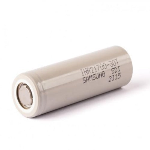 Samsung -  Authentic 30T 21700 Battery 3000mAh 35A